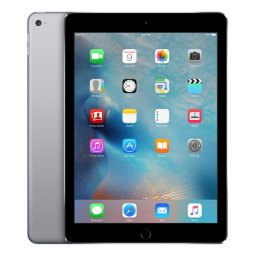 iPad air 16Gb Wifi Space gray  <br> Art. 08001
