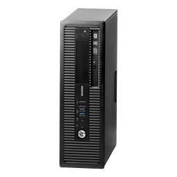 HP EliteDesk 800 G1 SFF Ci5-4570 <br> Art. 07314