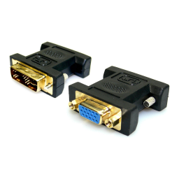 Connector DVI (M) - VGA (F) <BR> Art. 05004