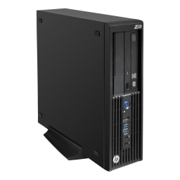 HP Workstation Z240 SFF Ci5-6500 <br> Art. 07317