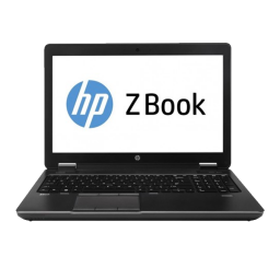 HP ZBook 15 G2 Ci7-4710MQ <br> Art. 06565
