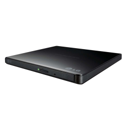 LG Ultra Slim Portable DVD Writter